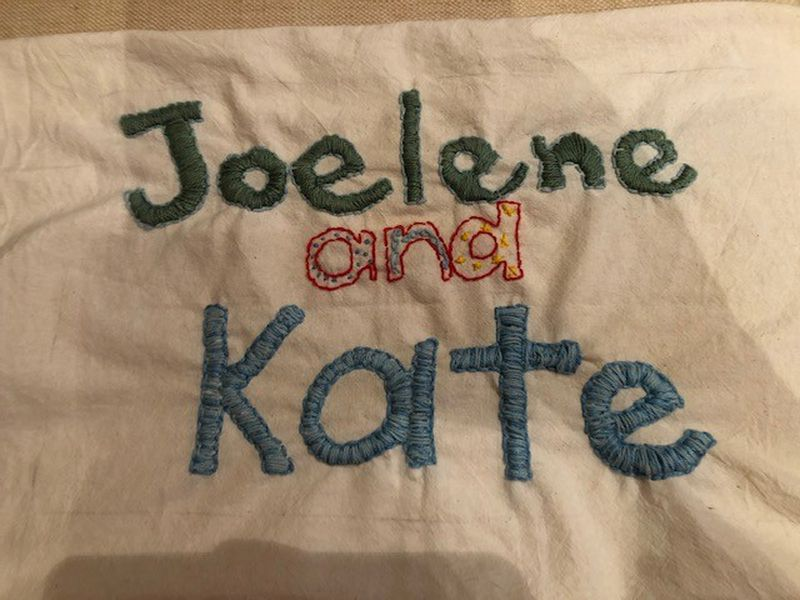 Joelene and Kate